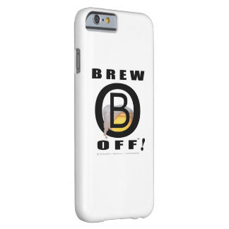 Official Brew-Off(tm) Logo Custom iPhone Case Barely There iPhone 6 Case