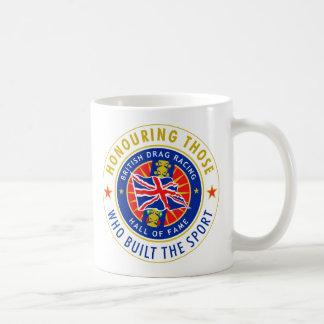 Official British Drag Racing Hall of Fame Mug Mug