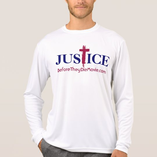 Official BTD Long Sleeve Justice Shirt