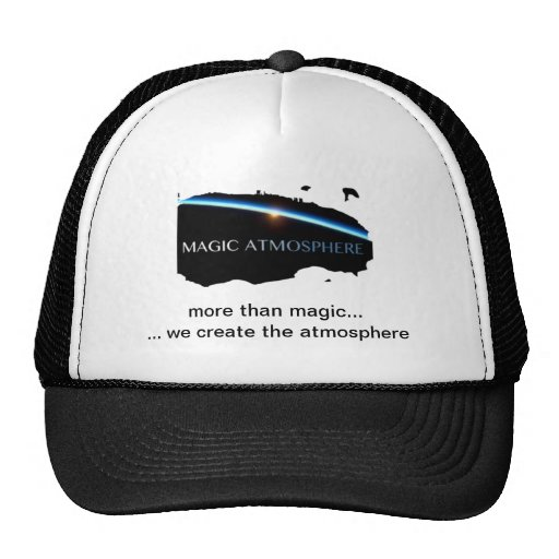 official cap magic atmosphere hats