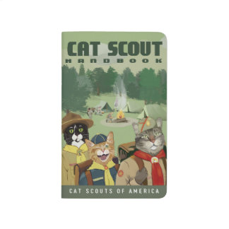 Official Cat Scouts PURRsonal Journal