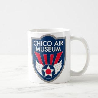 Official Chico Air Museum Coffee Mug