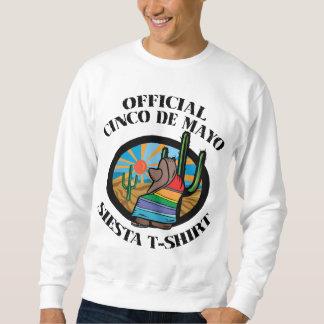 Official Cinco de Mayo Siesta Sweatshirt