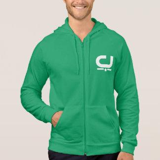 Official CJ Fleece Zip Hoodie - Green