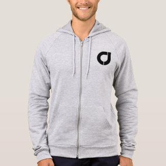 Official CJ Zip Hoodie - Grey