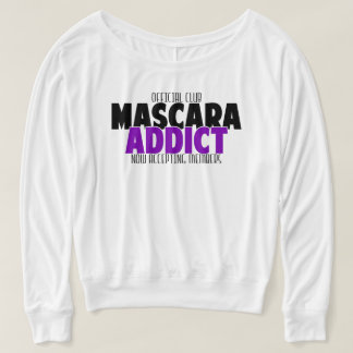 Official Club - Mascara Addict T-Shirt