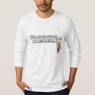Official Clueless Ruler Long Sleeve T w/Band Logo! T-Shirt