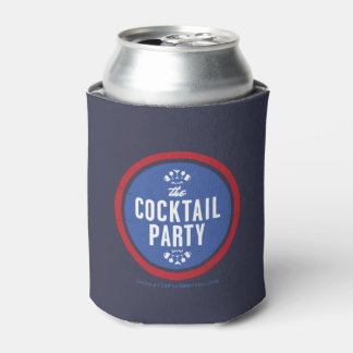 Official Cocktail Party Can Cooler