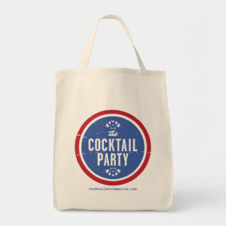 Official Cocktail Party Tote