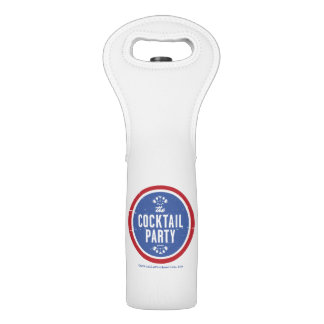 Official Cocktail Party Wine Bottle Cooler Wine Bag