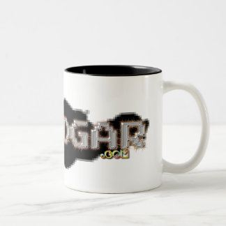 Official cup of CLOUDGAR com Coffee Mugs