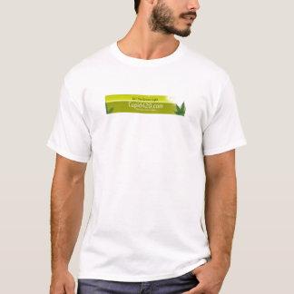 "Official Cupid420.com ""Green Light"" Mens T T-Shirt"