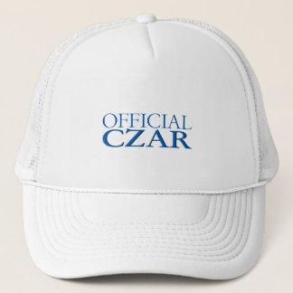 Official Czar Trucker Hat