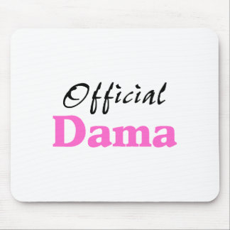 Official Dama Mouse Pad