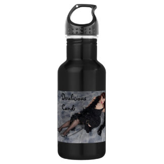 Official Divalicious Candi Eco-Conscious Hydration 532 Ml Water Bottle