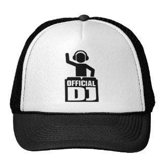 Official DJ Mesh Hats