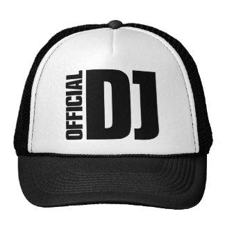 Official DJ Hats