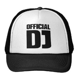 Official DJ Hat