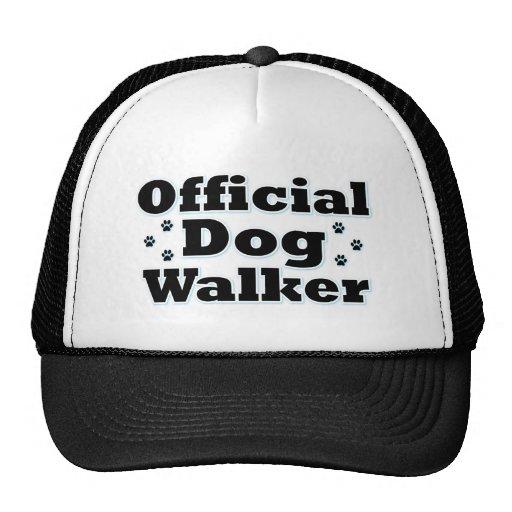 Official Dog Walker Mesh Hat