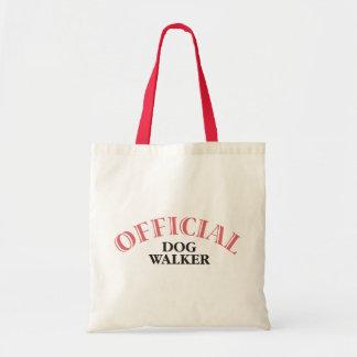 Official Dog Walker - Pink