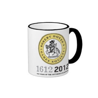 Official Dovers Games Mug