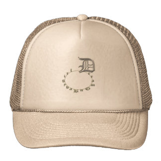 Official Dream On Babygirl Hat