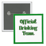 Official Drinking Team Text Image Button