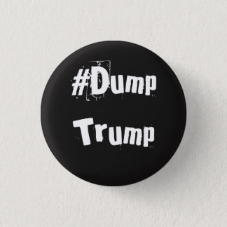 Official #DumpTrump Button