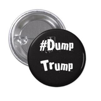 Official #DumpTrump Button