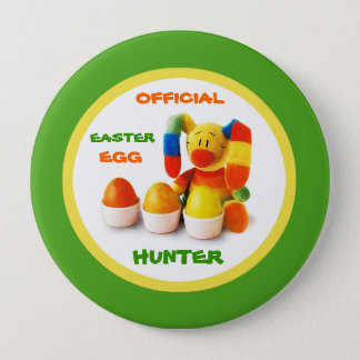 Official Easter Egg Hunter . Easter Gift Button