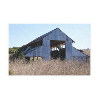 Official Elkhorn Slough Dairy Image Stretched Canvas Prints