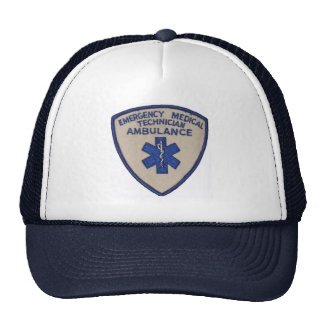 Official EMT Star of Life Cap