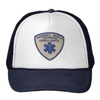 Official EMT Star of Life Cap