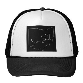 Official Erin Stoll Music Ohio Merchandise Cap