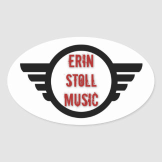 Official Erin Stoll Wings Sticker