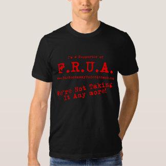 Official F.R.U.A. Supporter T-Shirt