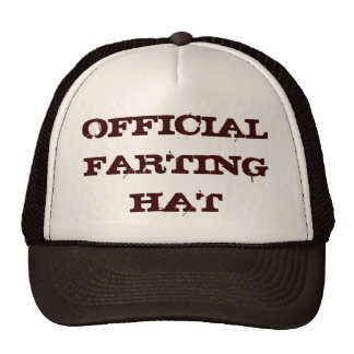 Official Farting Hat