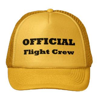 Official Flight Crew Trucker Hat