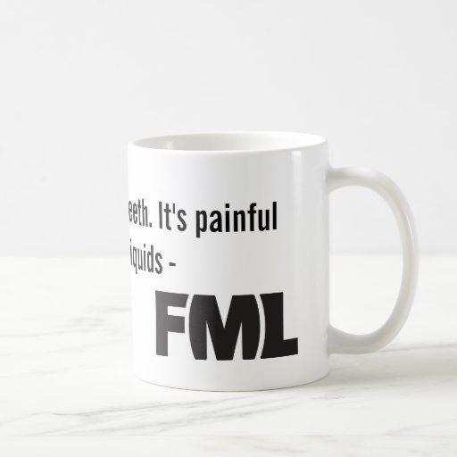 Official FML Mug: Teeth