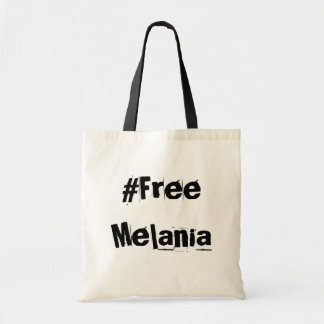 Official #FreeMelania Tote Bag (Natural)