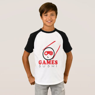 Official Games Sushi T-shirt