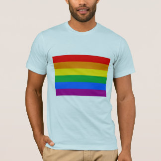 OFFICIAL GAY PRIDE FLAG T-Shirt