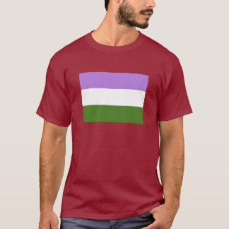 OFFICIAL GENDERQUEER PRIDE FLAG T-Shirt