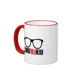 Official GoingFullNerd com Coffee Mug