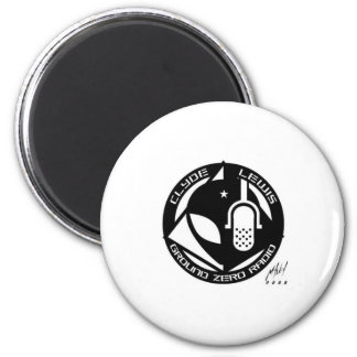 Official Ground Zero Products! 6 Cm Round Magnet