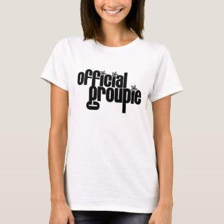 Official Groupie T-Shirt