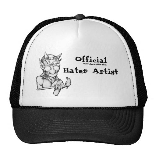 Official Hater Artist Hats