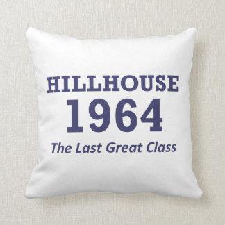 Official Hillhouse '64 Pillow Fight Apparatus Throw Cushion