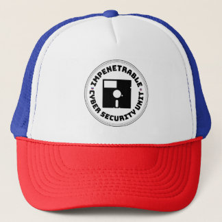 Official Impenetrable Cyber Security Unit - Hat