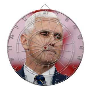 official indianna governor mike pence dartboard